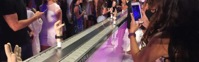 NYC Fashion Week Features 888 Brands Runway Conveyor